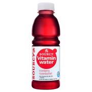 Sourcy Vitaminwater Cranberry Rozen  tray 6x0,50L