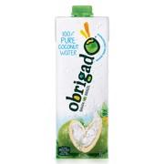 Obrigado Pure Coconut Water pak doos 6x1,00L