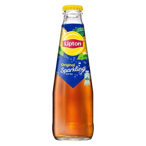Lipton Ice Tea Sparkling   krat 28x0,20L