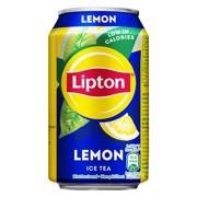 Lipton Ice Tea Lemon blik  tray 24x0,33L