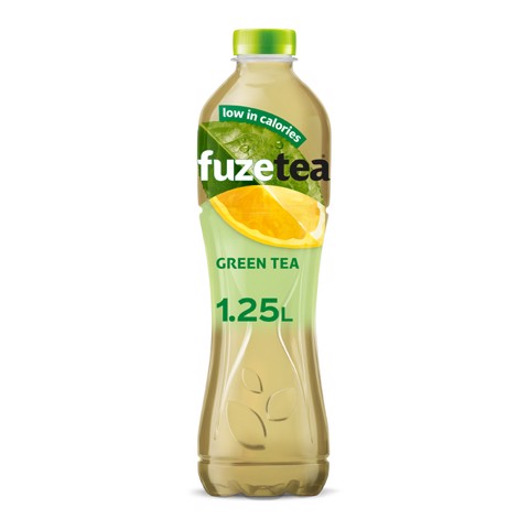 Fuze Tea Green PET          tray 6x1,25L