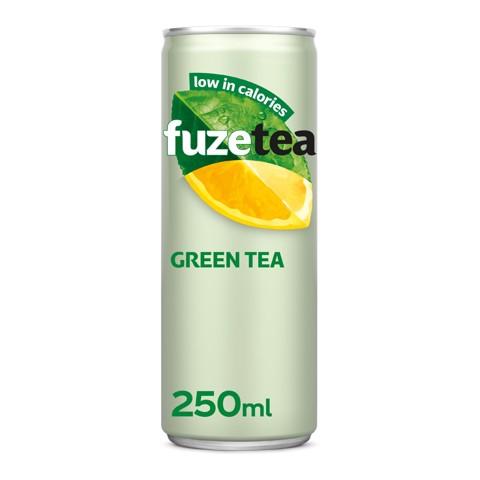 Fuze Tea Green blik       tray 24x0,25L