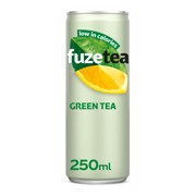 Fuze Tea Green blik       tray 6x4x0,25L
