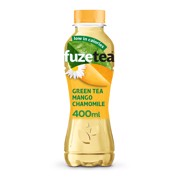 Fuze Tea Green Mango Kamille PET tray 12x0,40L