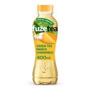 Fuze Tea Green Mango Kamille PET tray 12x0,40L
