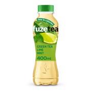 Fuze Tea Lime Mint PET     tray 12x0,40L
