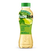 Fuze Tea Lime Mint PET     tray 12x0,40L