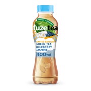 Fuze Tea Green Blueberry Jasmine PET tray 12x0,40L