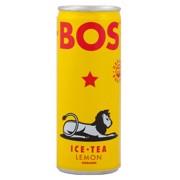 BOS Ice Tea Lemon kzv blik tray 12x0,25L