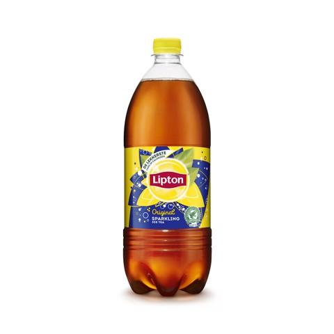 Lipton Ice Tea Sparkling   krat 12x1,10L