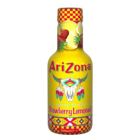 AriZona Strawberry Lemonade PET tray 6x0,50L