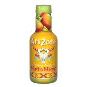 AriZona Mucho Mango PET tray 6x0,50L