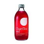 ChariTea Red tray 24x0,33L