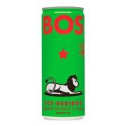BOS Ice Tea Rooibos Yuzu blik tray 12x0,25L