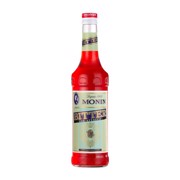 Monin Siroop Bitter Alcoholvrij  fles 0,70L