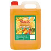 Raak Siroop Sinaasappel        can 5,00L