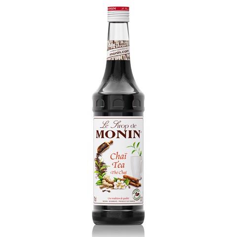 Monin Siroop Chai Tea         fles 0,70L