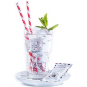 Agroposta Siroop Vlierbloesem Single-Serve Sachets doos 50x0,032L