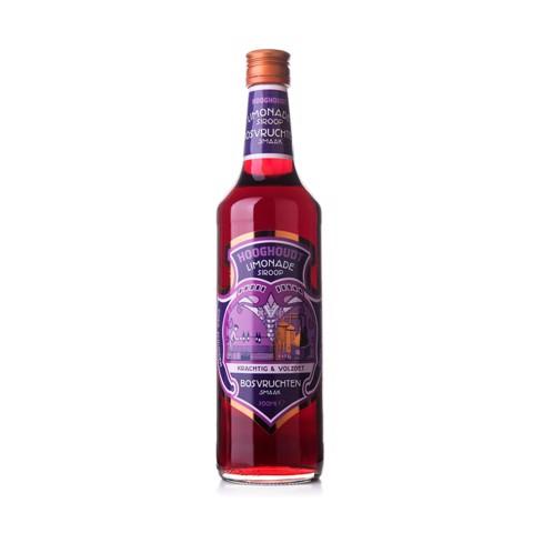 Hooghoudt Bosvruchten Siroop  fles 0,70L