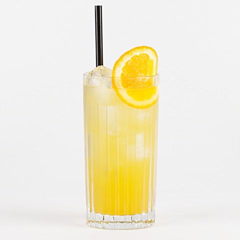 Pinkyrose Floral Ginger & Orange Lemonade blik tray 12x0,25L