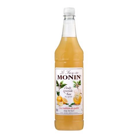 Monin Cloudy Lemonade PET     fles 1,00L