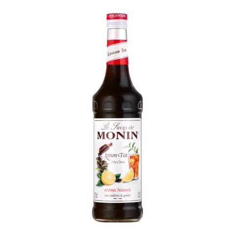 Monin Siroop Lemon Tea        fles 0,70L