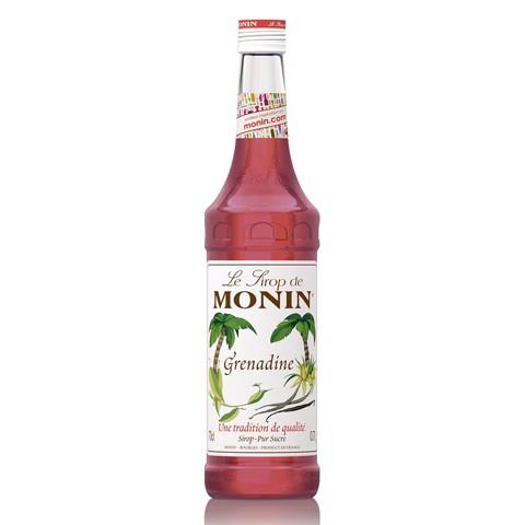 Monin Siroop Grenadine        fles 0,70L