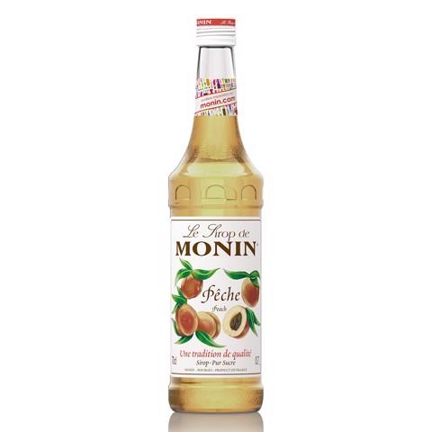 Monin Siroop Peche            fles 0,70L