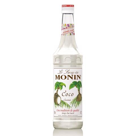 Monin Siroop Cocos            fles 0,70L