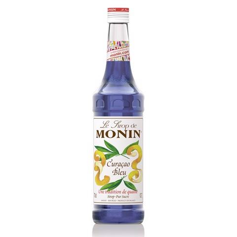 Monin Siroop Curacao          fles 0,70L