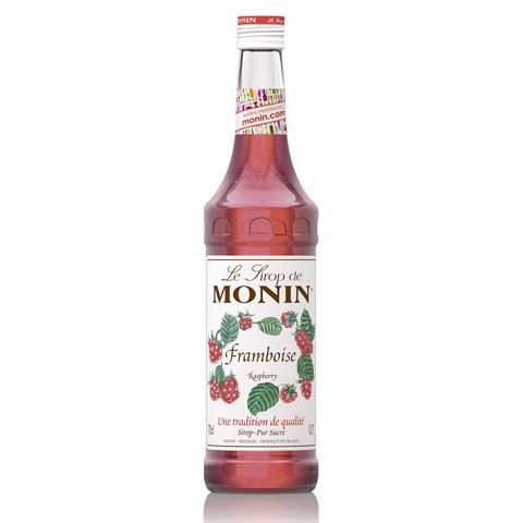 Monin Siroop Framboise        fles 0,70L