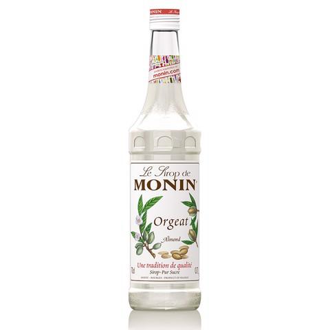 Monin Siroop Orgeat           fles 0,70L