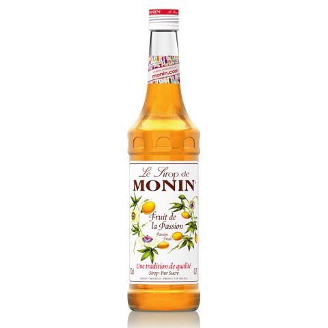 Monin Siroop Passion          fles 0,70L