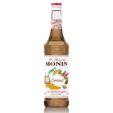 Monin Siroop Caramel          fles 0,70L
