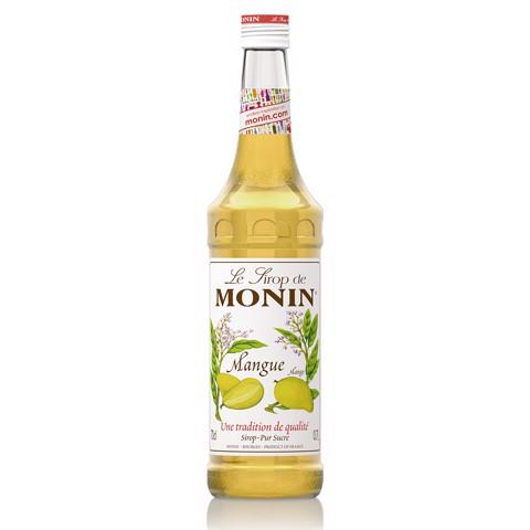 Monin Siroop Mangue           fles 0,70L