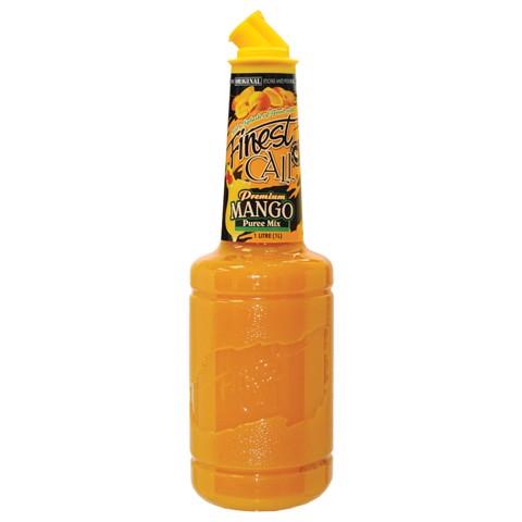 Finest Call Mango Puree PET  fles 1,00L
