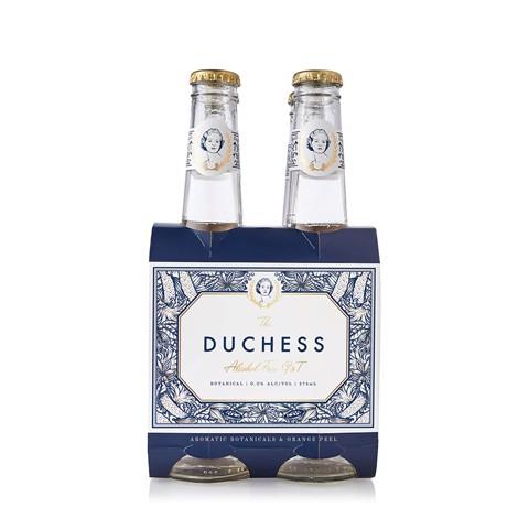 The Duchess Virgin Gin & Tonic Botanical  doos 4x6x0,275L