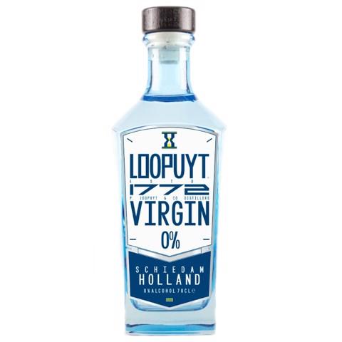 Loopuyt Virgin Gin 0.0%           fles 0,70L