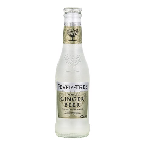 Fever-Tree Ginger Beer    doos 6x4x0,20L