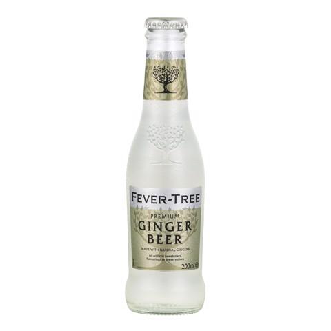 Fever-Tree Ginger Beer    doos 6x4x0,20L