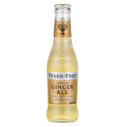 Fever-Tree Ginger Ale     doos 6x4x0,20L