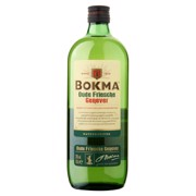 Bokma Oude Jenever Rond       fles 1,00L
