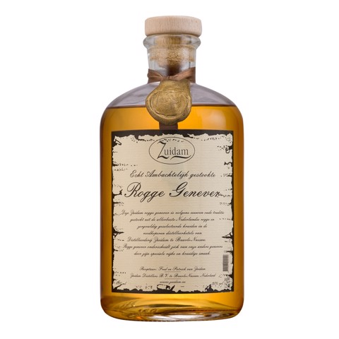 Zuidam Rogge Genever          fles 1,00L