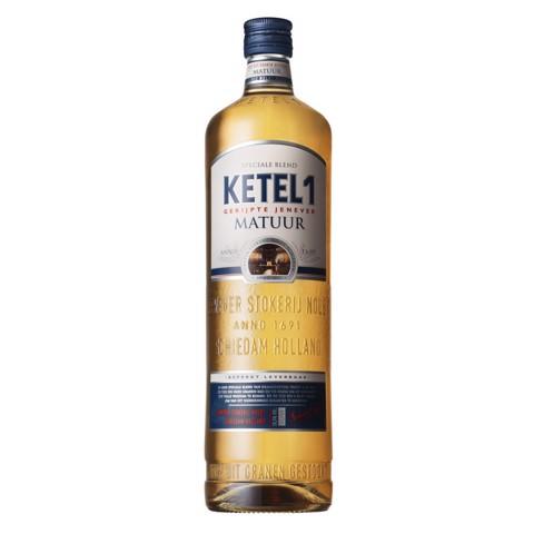 Ketel 1 Matuur Jenever        fles 1,00L
