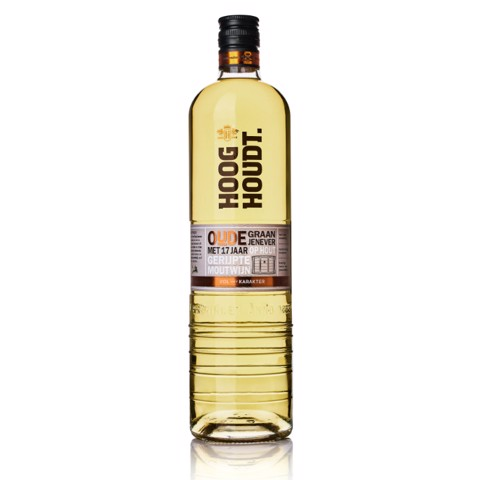Hooghoudt Original Oude Graanjenever fles 1,00L