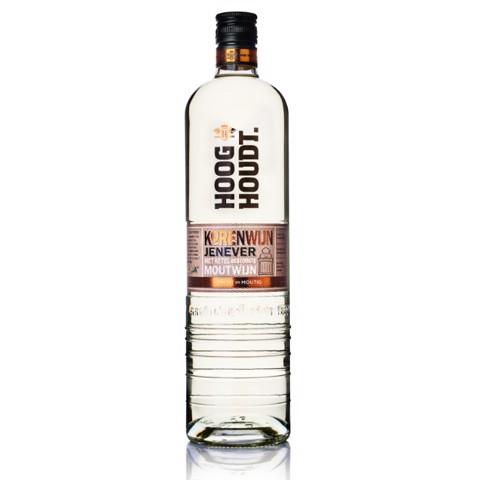 Hooghoudt Premium Korenwijn   fles 1,00L