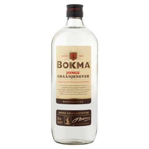 Bokma Jonge Jenever      fles 1,00L