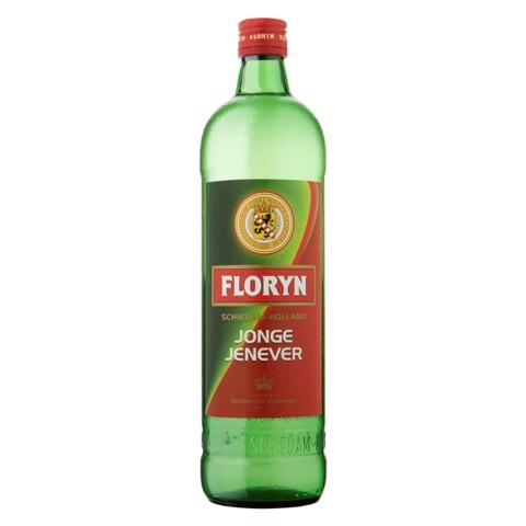 Floryn Jonge Jenever          fles 1,00L