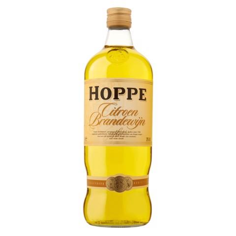 Hoppe Citroenbrandewijn       fles 1,00L