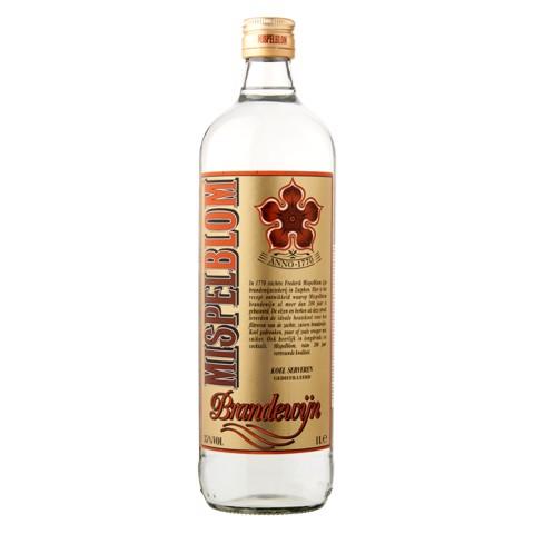 Mispelblom Brandewijn         fles 1,00L